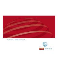 IFU Project Portfolio 2017