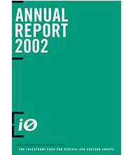 IØ Annual Report 2002