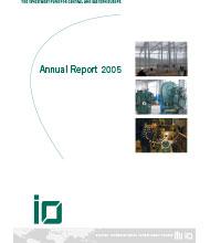 IØ Annual Report 2005