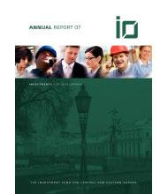 IØ Annual Report 2007