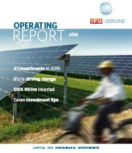 Operating Report 2015