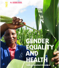 Gender equality and health – decisions and practices in the workplace