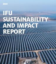 IFU SUSTAINABILITY AND IMPACT REPORT 2020
